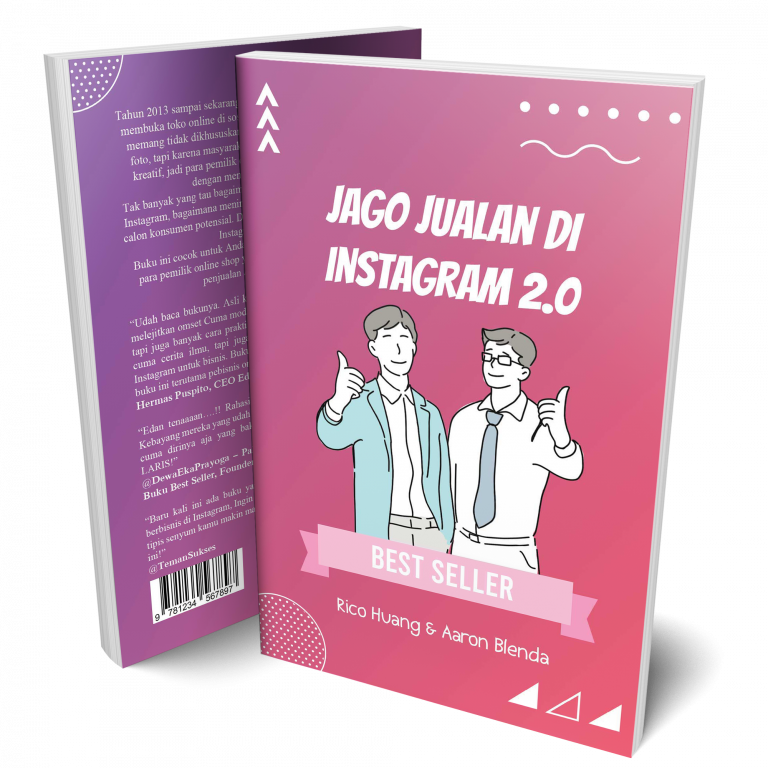 Jago Jualan Di Instagram New Version 2.0